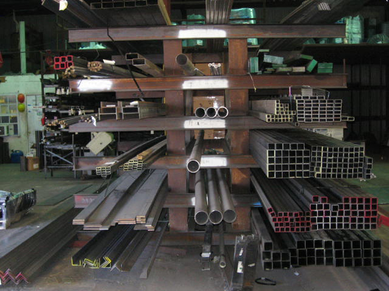 Steel Products Ray Albright Steel Products Selection