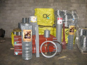 Wire and Fencing Products